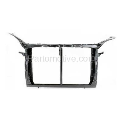 Aftermarket Replacement - RSP-1790 2004-2005 Toyota Sienna Cargo/Passenger Van (3.3 Liter V6 Engine) Front Center Radiator Support Core Assembly Primed Made of Steel - Image 1