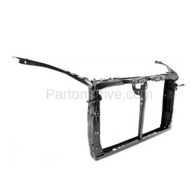 Aftermarket Replacement - RSP-1790 2004-2005 Toyota Sienna Cargo/Passenger Van (3.3 Liter V6 Engine) Front Center Radiator Support Core Assembly Primed Made of Steel - Image 2