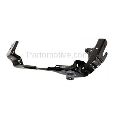Aftermarket Replacement - RSP-1525R 2003-2009 Mercedes-Benz E-Class (Sedan & Wagon 4-Door) Front Radiator Support Outer Side Bracket Brace Panel Right Passenger Side - Image 2