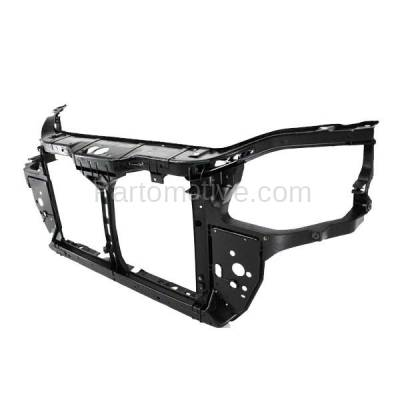 Aftermarket Replacement - RSP-1386 2006-2009 Hyundai Accent (GLS, GL, L, SE, SR) Hatchback & Sedan (1.6L) Front Radiator Support Core Assembly Primed Plastic with Steel - Image 2