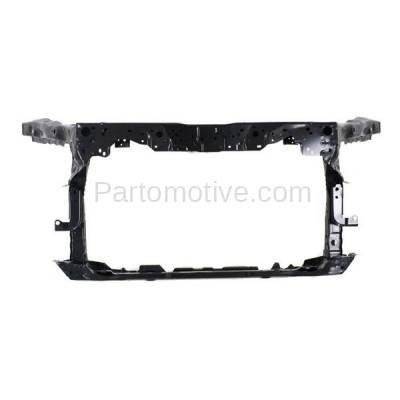 Aftermarket Replacement - RSP-1341 2013-2017 Honda Accord (Touring) Coupe/Sedan (2.4 & 3.5 Liter Engine) Front Center Radiator Support Core Assembly Primed Steel - Image 1