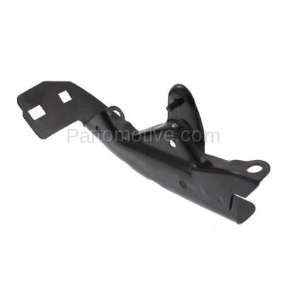 Aftermarket Replacement - RSP-1520R 2006-2011 Mercedes-Benz CLS-Class (219 Chassis) Front Radiator Support Side Bracket Brace Panel Primed Steel Right Passenger Side - Image 2