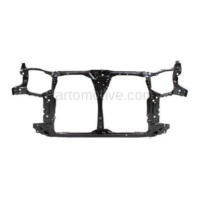 Aftermarket Replacement - RSP-1357 2003 Honda Civic (Hybrid) Hatchback 4-Door (1.3 Liter Electric/Gas Engine) Front Radiator Support Core Assembly Primed Made of Steel - Image 1