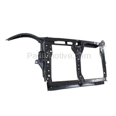 Aftermarket Replacement - RSP-1675 2014-2018 Subaru Forester 2.0XT & 2.5i (Wagon 4-Door) (2.0L & 2.5L) Front Center Radiator Support Core Assembly Primed Steel - Image 2