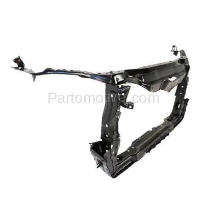 Aftermarket Replacement - RSP-1463 2007-2012 Lexus ES350 (Sedan 4-Door) (3.5 Liter V6 Engine) Front Center Radiator Support Core Assembly Primed Made of Steel - Image 2