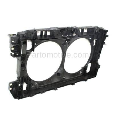 Aftermarket Replacement - RSP-1590 2007-2008 Nissan Altima (Base, Hybrid, S, SE, SL) 2.5L/3.5L (Coupe & Sedan) Front Radiator Support Core Assembly Primed Plastic - Image 2