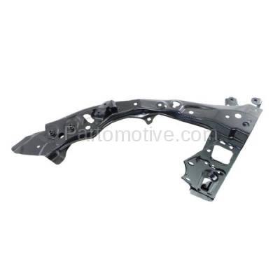 Aftermarket Replacement - RSP-1468L 2016-2017 Lexus IS200t & 2014-2018 IS250/IS350 & 2016-2018 IS300 Front Radiator Support Upper Tie Bar Bracket Panel Left Driver Side - Image 2
