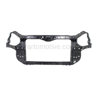 Aftermarket Replacement - RSP-1429 2006-2008 Kia Optima & Magentis (EX, LX, LX Premium, Luxury) Front Center Radiator Support Core Assembly Primed Plastic with Steel - Image 1