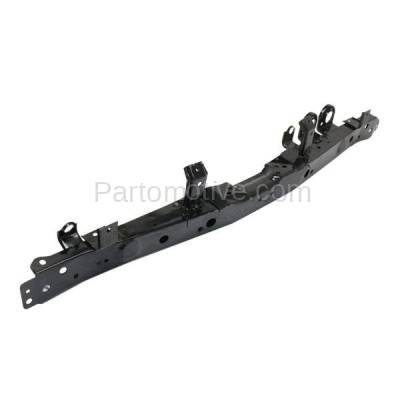 Aftermarket Replacement - RSP-1605 2011-2017 Nissan Juke (Nismo, Nismo RS, S, SL, SV) 1.6L Front Radiator Support Upper Crossmember Tie Bar Panel Primed Steel - Image 2