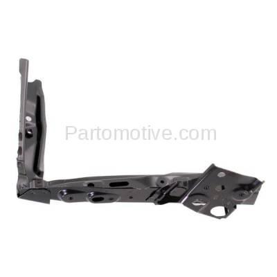 Aftermarket Replacement - RSP-1480R 2013-2016 Mazda CX-5 (2.0 & 2.5 Liter Engine) Radiator Support Side Bracket Brace Support Panel Primed Steel Right Passenger Side - Image 2