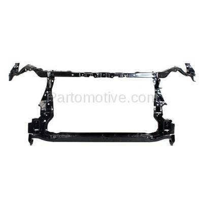 Aftermarket Replacement - RSP-1332 2009-2010 Pontiac Vibe (AWD, Base, GT) Wagon 4-Door (1.8 & 2.4 Liter Engine) Front Radiator Support Core Assembly Primed Steel - Image 1