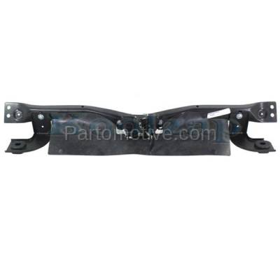 Aftermarket Replacement - RSP-1077 2007-2010 Jeep Compass (Base, Limited, North Edition, Sport) Front Center Radiator Support Assembly Upper Tie Bar Primed Made of Steel - Image 1