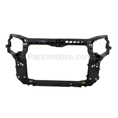 Aftermarket Replacement - RSP-1445 2014-2015 Kia Sorento (EX, Limited, LX, SX) (2.4 & 3.3 Liter Engine) Front Center Radiator Support Core Assembly Primed Made of Steel - Image 1