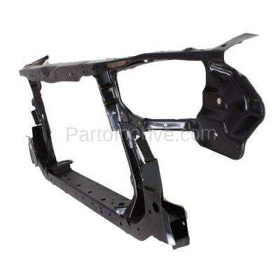 Aftermarket Replacement - RSP-1451 2002-2004 Kia Spectra (EX, GS, GSX, LX) Hatchback & Sedan (1.8 & 2.0 Liter) Front Center Radiator Support Core Assembly Primed Steel - Image 3