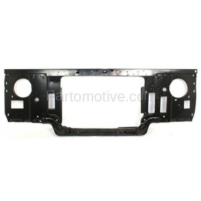 Aftermarket Replacement - RSP-1185 1987-1991 Ford Bronco & F150/F250/F350/F53/F Super Duty Pickup Truck (with Gas Engine) Front Center Radiator Support Core Assembly - Image 1