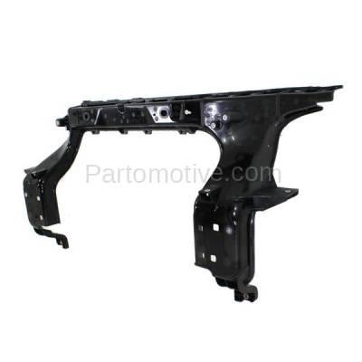 Aftermarket Replacement - RSP-1328 2009-2017 Chevrolet Traverse (LS, LT, LTZ, Premier) (3.6L V6) Front Center Radiator Support Core Upper Assembly Textured Plastic - Image 2