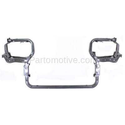 Aftermarket Replacement - RSP-1095 2006-2010 Jeep Commander & 2005-2010 Grand Cherokee Front Lower Radiator Support Core Assembly Primed Made of Steel - Image 1