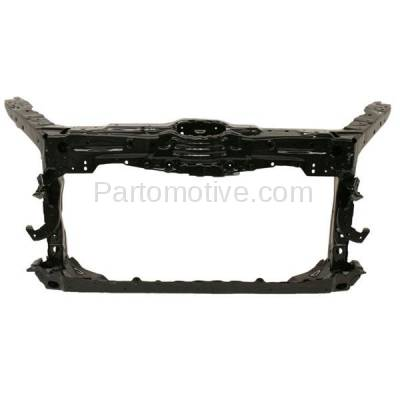 Aftermarket Replacement - RSP-1005 2009-2011 Acura TL 3.5L (Sedan 4-Door) (3.5 Liter V6 Engine) Front Center Radiator Support Core Assembly Primed Made of Steel - Image 1