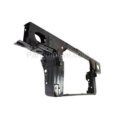 Aftermarket Replacement - RSP-1152 1998-2002 Ford Crown Victoria & Mercury Grand Marquis 4.6L Sedan Front Center Radiator Support Core Assembly Primed Made of Steel - Image 2