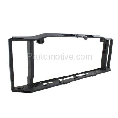 Aftermarket Replacement - RSP-1313 2014-2018 Chevrolet/GMC Silverado & Sierra 1500 Pickup Truck (4.3 & 5.3 & 6.2 Liter Engine) Front Center Radiator Support Core Assembly Steel - Image 2