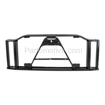 Aftermarket Replacement - RSP-1872 2003-2007 Chevrolet/GMC Silverado/Sierra Pickup Truck & Suburban/Yukon XL 6.0L Front Center Radiator Support Core Assembly Primed Steel - Image 1