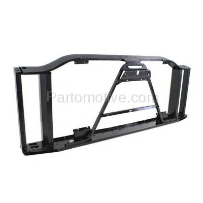 Aftermarket Replacement - RSP-1872 2003-2007 Chevrolet/GMC Silverado/Sierra Pickup Truck & Suburban/Yukon XL 6.0L Front Center Radiator Support Core Assembly Primed Steel - Image 2