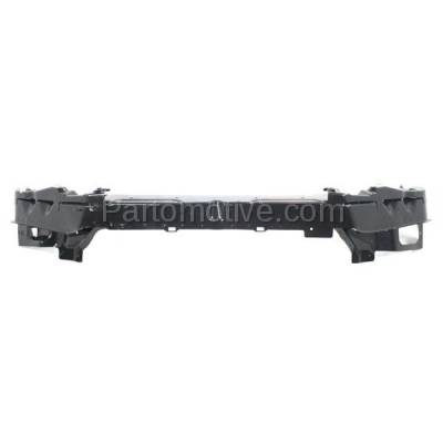 Aftermarket Replacement - RSP-1281C CAPA 2008-2012 Chevy Malibu (Classic, Hybrid, LS, LT, LTZ) Sedan Front Radiator Support Upper Crossmember Tie Bar Panel Primed Made of Steel - Image 1