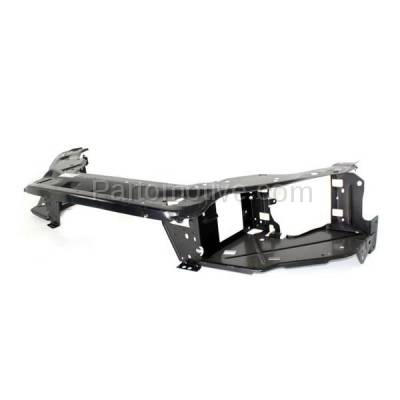 Aftermarket Replacement - RSP-1834 2007-2016 Volvo S80, XC70 & 2007-2010 V70 (Sedan & Wagon 4-Door) Front Center Radiator Support Core Panel Assembly Primed Made of Steel - Image 2