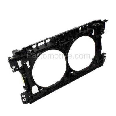 Aftermarket Replacement - RSP-1594C CAPA 2013-2018 Nissan Altima & 2016-2018 Maxima (Sedan) 3.5L Front Center Radiator Support Core Assembly Primed Made of Plastic with Steel - Image 2