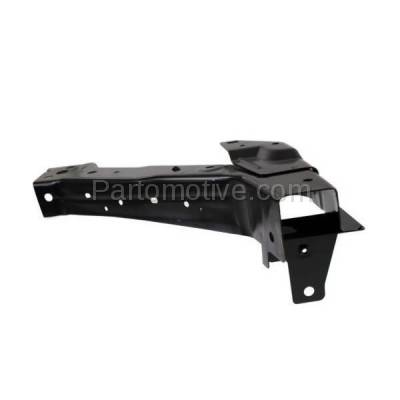 Aftermarket Replacement - RSP-1102RC CAPA 2014-2018 Dodge Durango & 2014-2017 Jeep Grand Cherokee Front Radiator Support Upper Bracket Brace Panel Primed Steel Right Passenger Side - Image 2