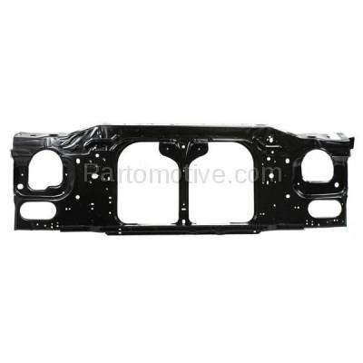 Aftermarket Replacement - RSP-1217C CAPA 1998-2011 Ford Ranger Pickup Truck (Standard, Extended, Crew Cab) Front Center Radiator Support Core Assembly Primed Steel - Image 1