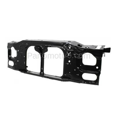 Aftermarket Replacement - RSP-1217C CAPA 1998-2011 Ford Ranger Pickup Truck (Standard, Extended, Crew Cab) Front Center Radiator Support Core Assembly Primed Steel - Image 2
