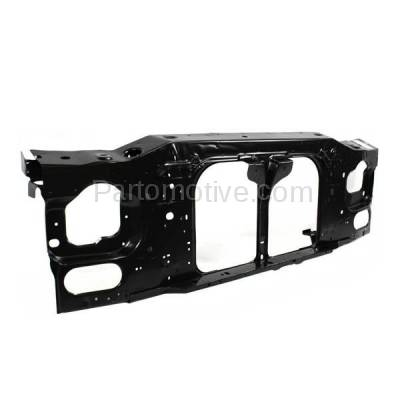 Aftermarket Replacement - RSP-1217C CAPA 1998-2011 Ford Ranger Pickup Truck (Standard, Extended, Crew Cab) Front Center Radiator Support Core Assembly Primed Steel - Image 3