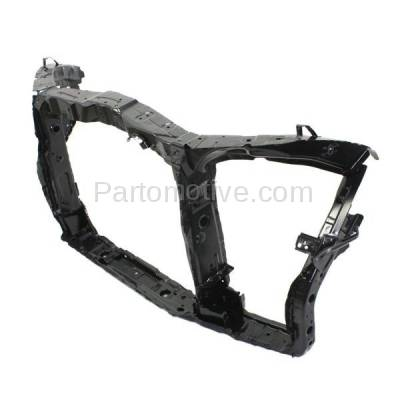 Aftermarket Replacement - RSP-1380 2009-2011 Honda Pilot (EX, EX-L, LX, Touring) (3.5 Liter V6 Engine) Front Center Radiator Support Core Assembly Primed Made of Steel - Image 2