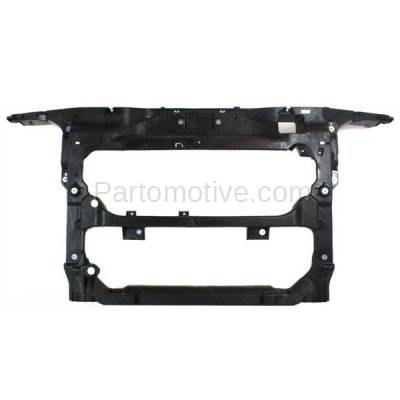 Aftermarket Replacement - RSP-1155 2007-2010 Ford Edge (Limited, SE, SEL, Sport) & Lincoln MKX Front Center Radiator Support Core Assembly Built-In Primed Made of Plastic - Image 1